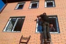 Монтаж решеток в Волгограде