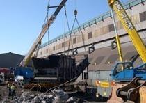 Демонтаж конструкций из металла в Волгограде