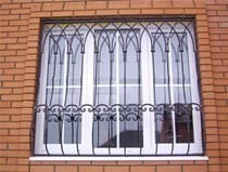 Металлоконструкции, металлические решетки в Волгограде г.Волгоград